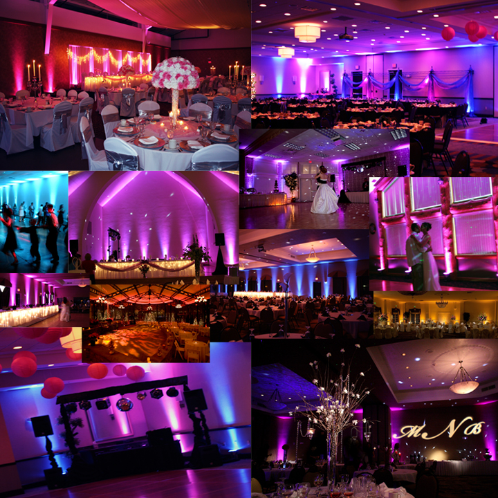 up lighting sioux falls dj energy productions