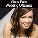 Sioux Falls Wedding Officiant