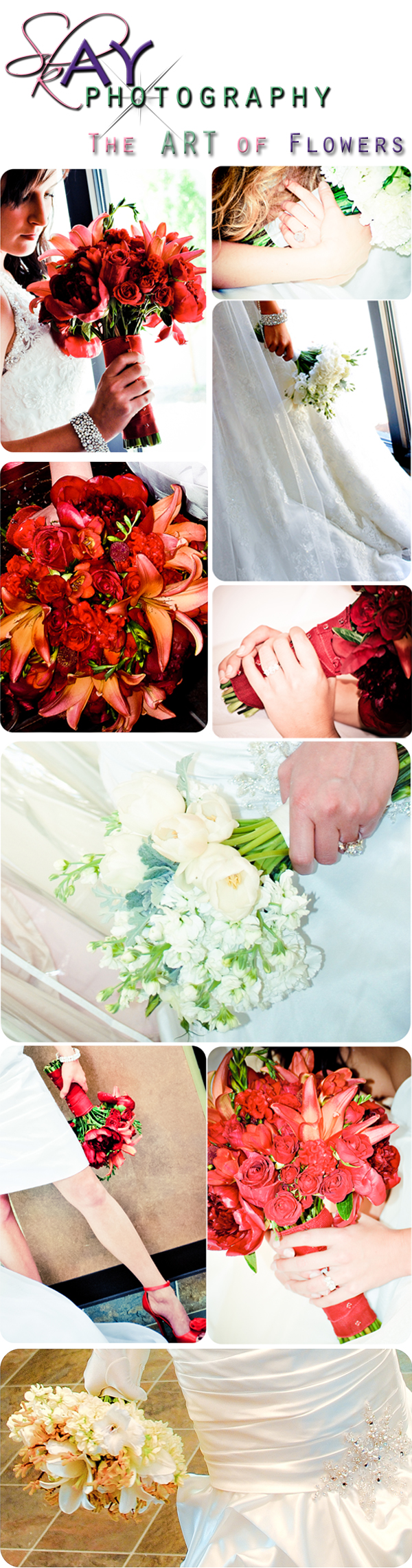 Wedding Bouquets and Photography