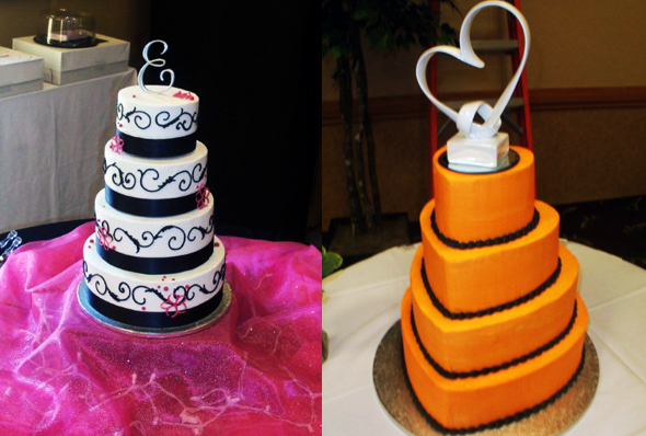 Wedding Cakes in Sioux Falls