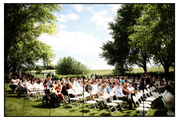 Wedding Ceremony in South Dakota
