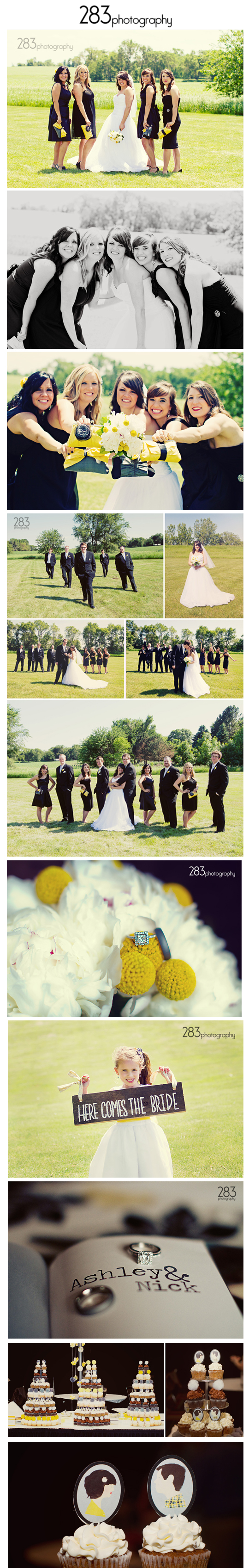 Sioux City and Sioux Falls Wedding Photographers