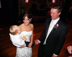 Children and Wedding Receptions