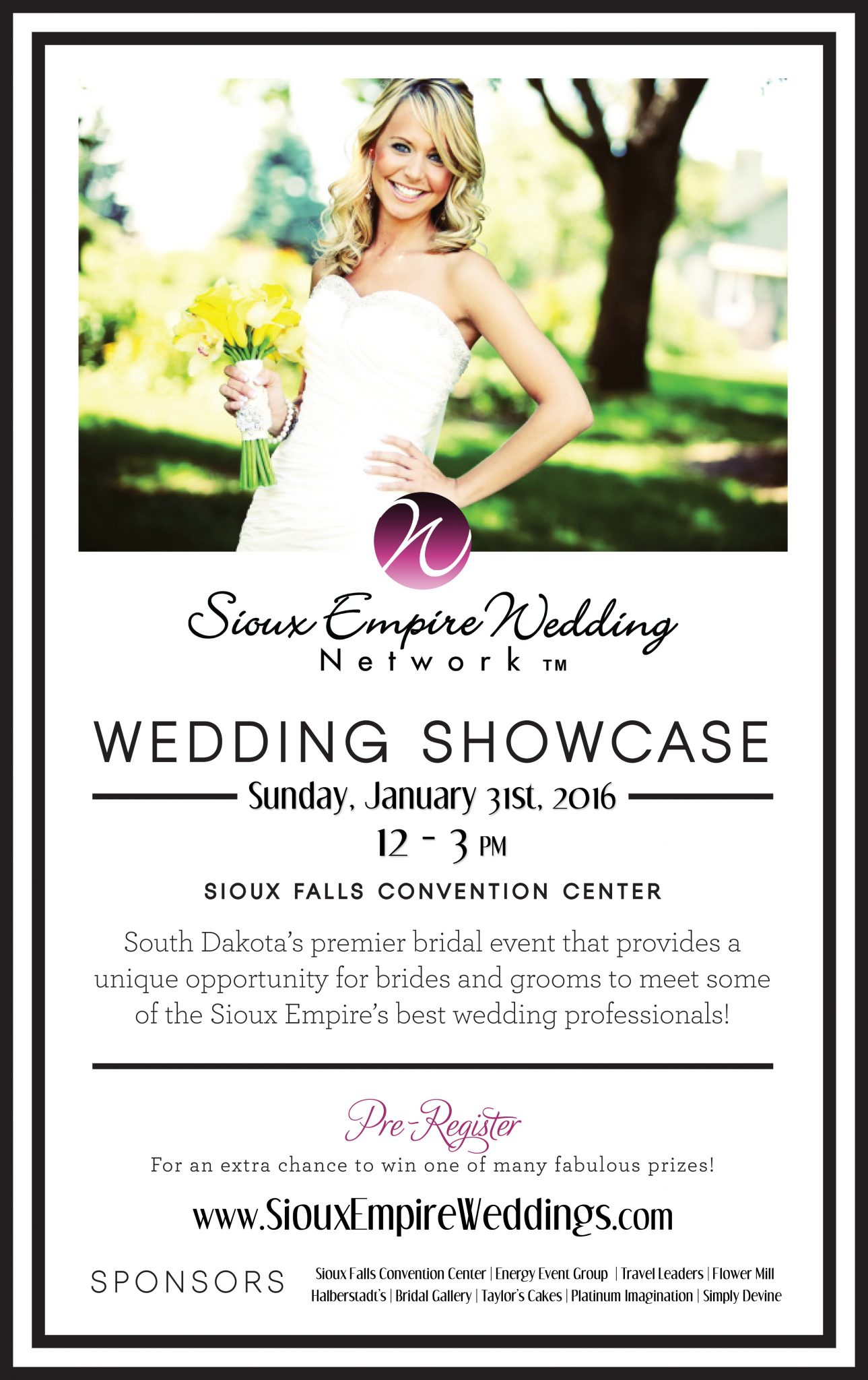 Sioux Falls Bridal Show | Convention Center | Sioux Empire Wedding Showcase