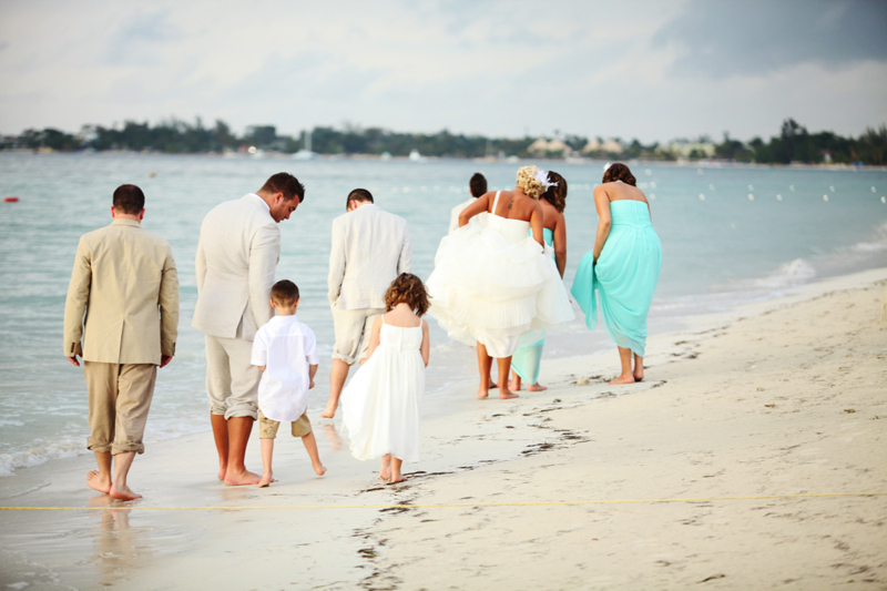 Sioux Falls Wedding Photographers | Destination Jamaican Weddings