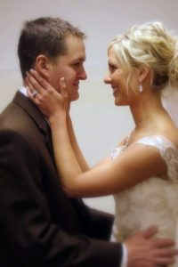 Sioux Falls Bride and Groom