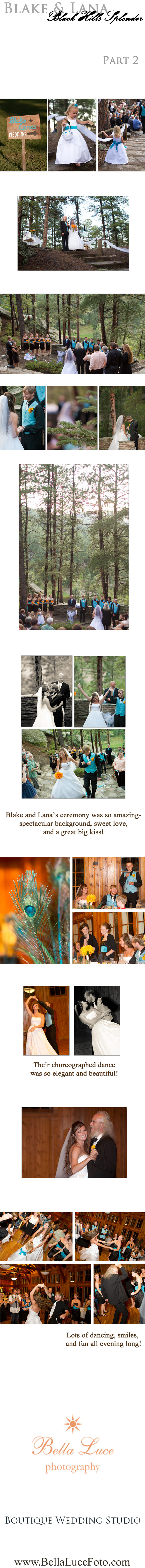 Wedding Photographers in the Black Hills