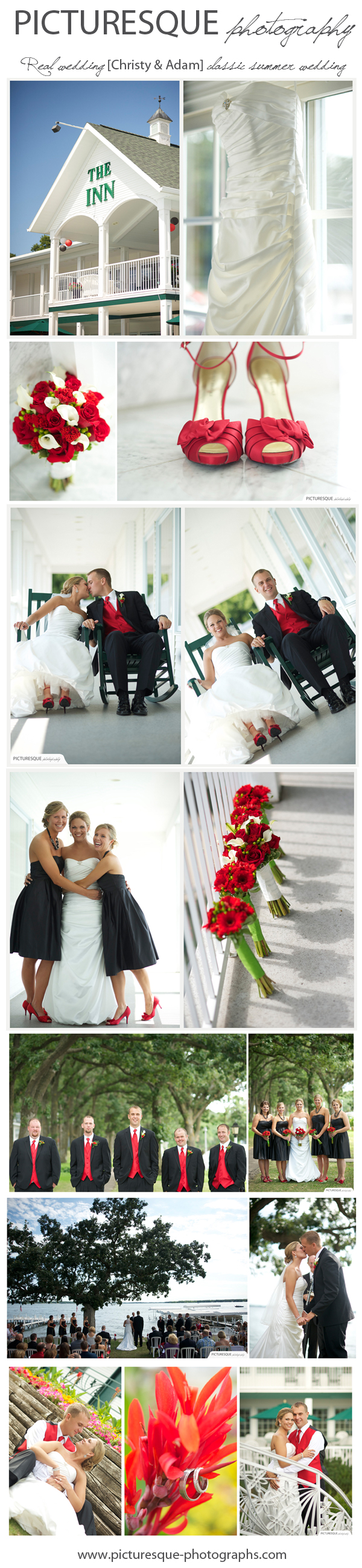 Wedding Photographers in Sioux Falls and Okoboji
