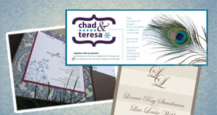 Sioux Falls Wedding Invitations