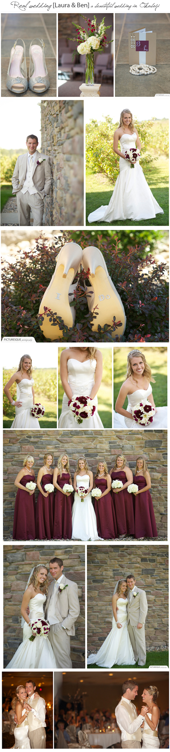 Wedding Photographers in Okoboji Iowa