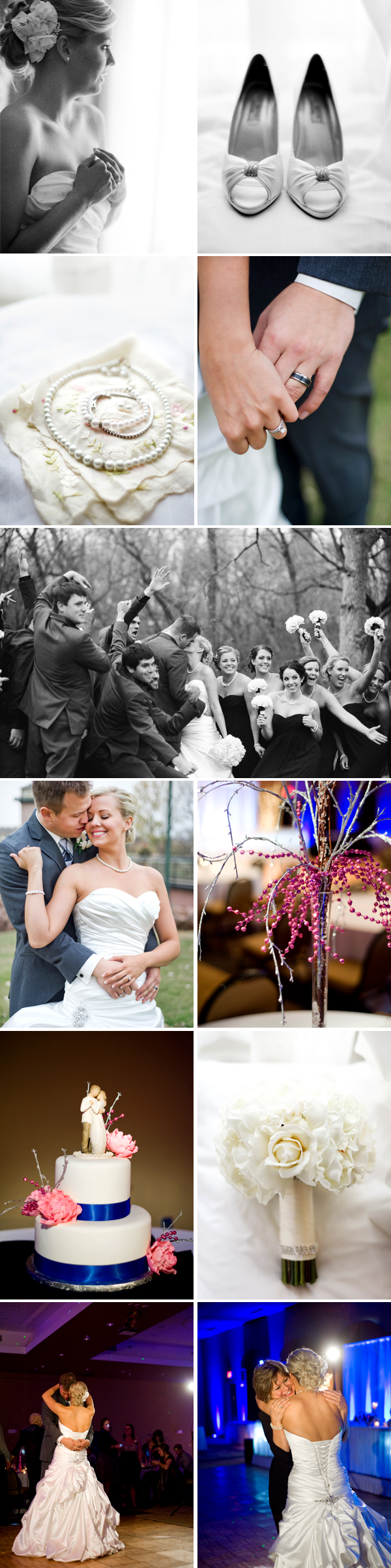 Wedding Photographers in Sioux Falls, SD and Colorado