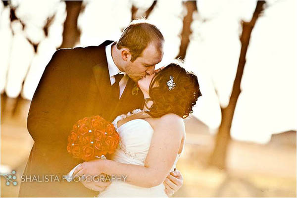 Fairy Tale Wedding Day in South Dakota